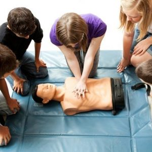 Adult Medic First Aid Course